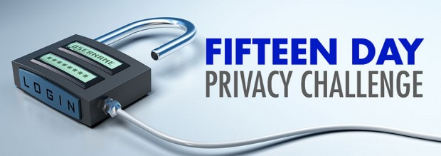Fifteen Day Privacy Challenge | Information Managers