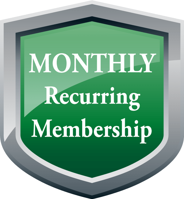 Monthly Recurring Membership