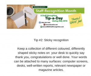 Staff Recognition May Tip#2 without webinar