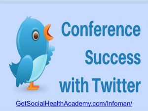 Conference Success With Twitter