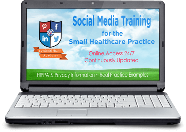 Social Media Healthcare Training