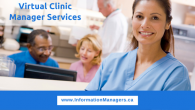 Recruit Virtual Clinic Manager Services