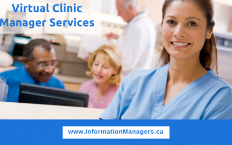 Virtual Clinic Manager Services