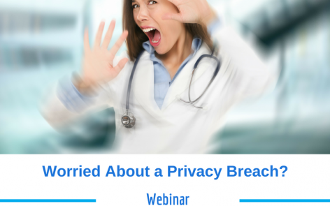 Worried About a Privacy Breach?