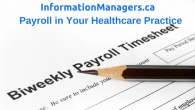 Payroll in your healthcare practice Blog