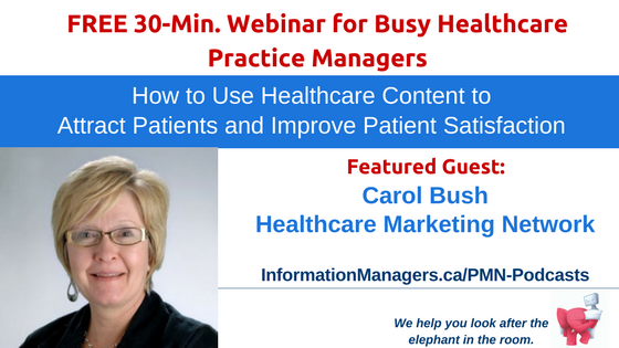 How to Use Healthcare Content to Attract Patients and Improve Patient Satisfaction