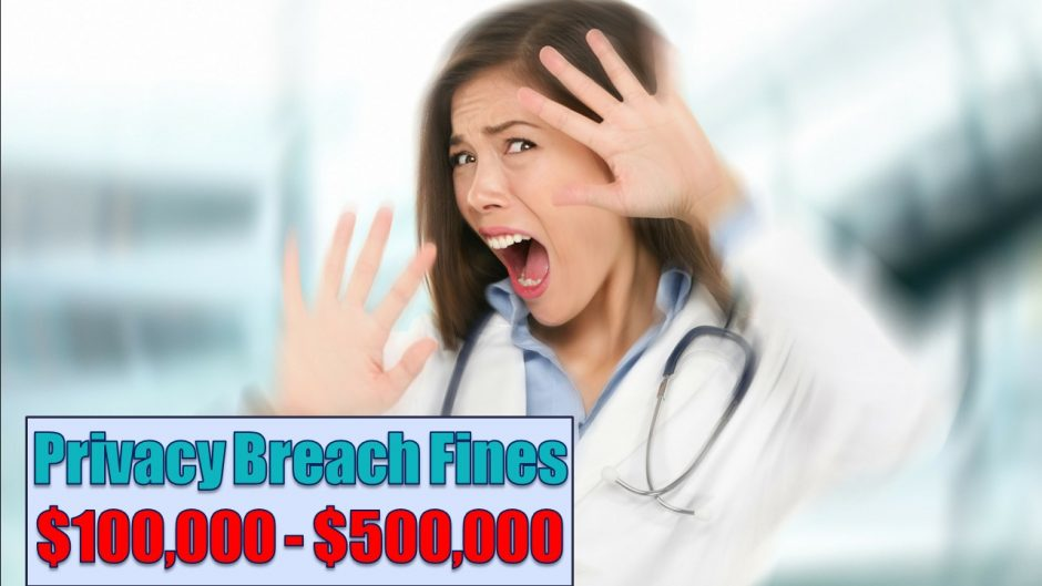 Privacy Breach Fines