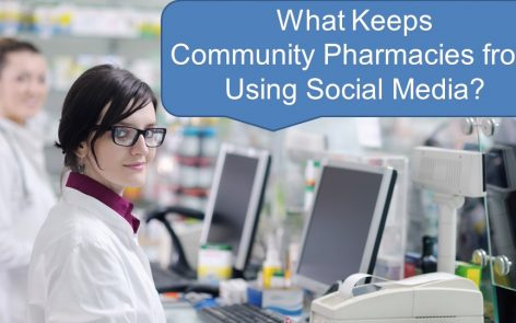 What Keeps Community Pharmacists from Using Social Media