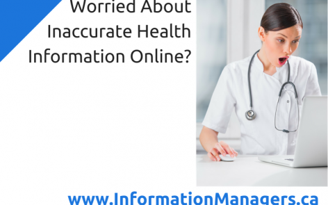 Worried About Inaccurate Health Information Online?