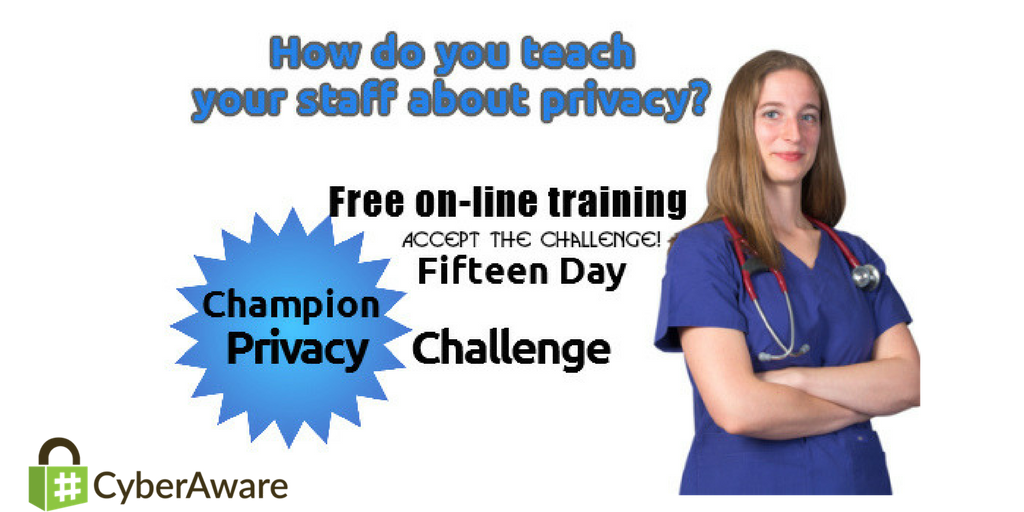 15 Day Privacy Challenge Teach Staff