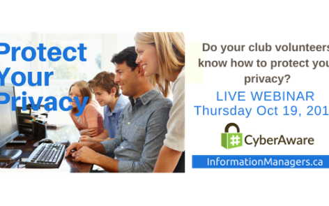 Protect Your Privacy Webinar