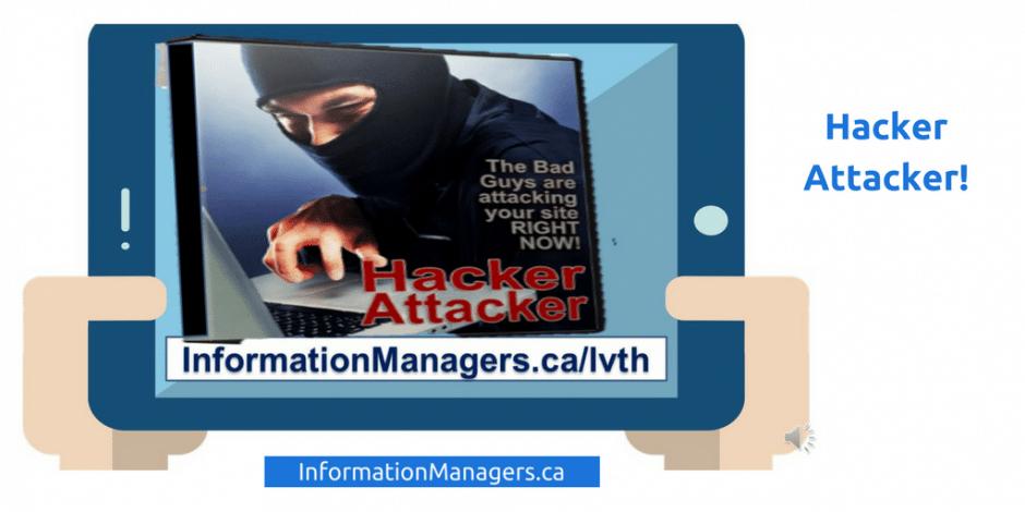Hacker Attacker MYNAMS