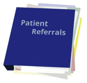 Patient Referral Binder