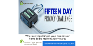 15 Day Privacy Challenge Champion