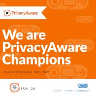 Data Privacy Day Champion