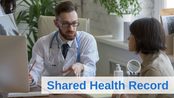shared health record