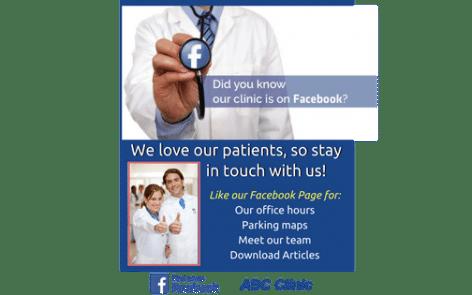 Facebook Poster Template