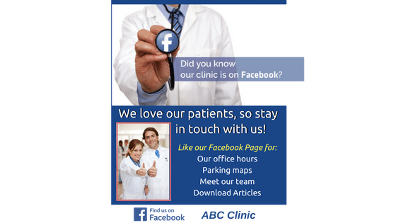 Do Your Patients Know That You Are On Facebook