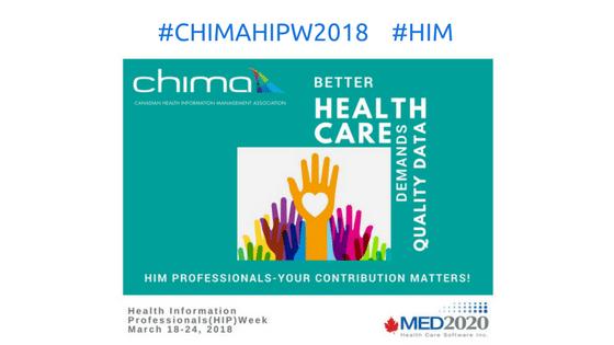 Health Information Management Week
