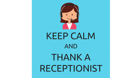 Receptionist Day