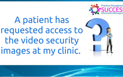 Access to Video Security Images