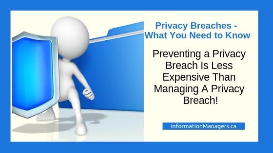 Prevent privacy breach