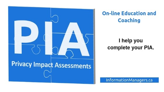 Privacy Impact Assessment Amendment