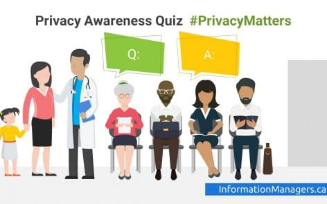Privacy Awareness Quiz #PrivacyMatters