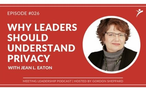 Why Leaders Should Understand Privacy