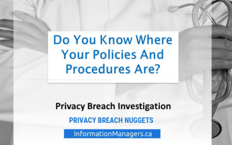 Do You Know Where Your Policies and Procedures Are? Blog Image