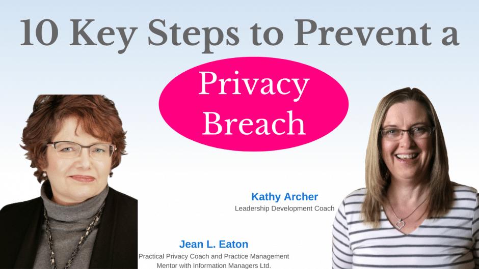 Confident Women Privacy Breach