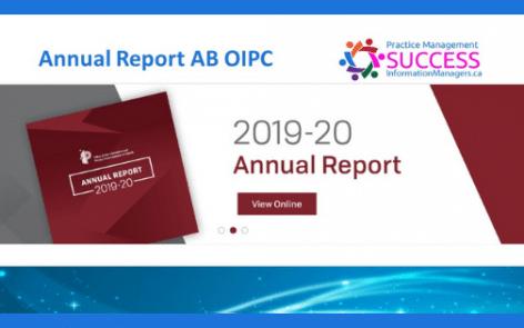 OIPC Annual Report