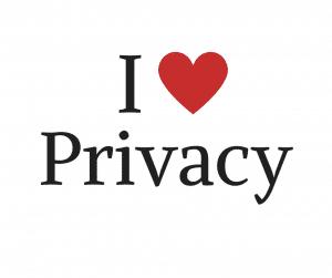 I Heart Privacy
