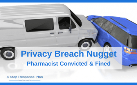 Pharmacist convicted fined