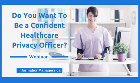 confident healthcare privacy officer training